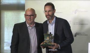 vicente moreno premio Ramón Cobo