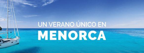 ¡Pasa tus vacaciones en Menorca con Adramar Viajes!