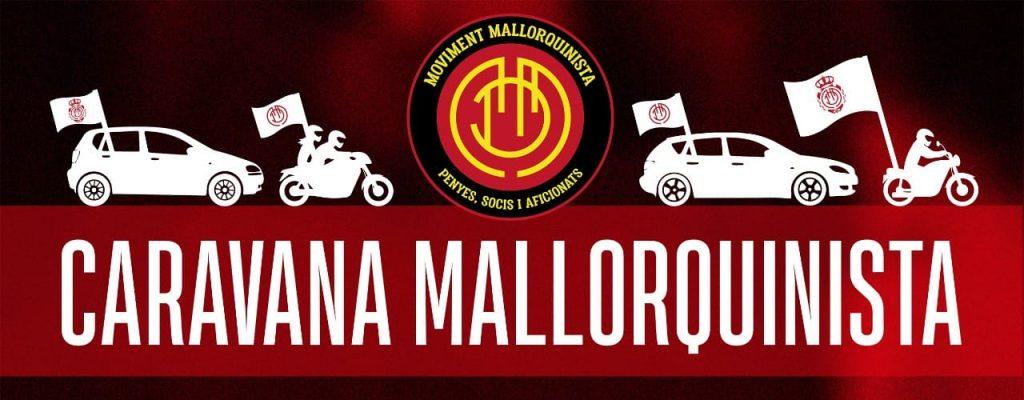 Participa aquest dissabte a la caravana mallorquinista!